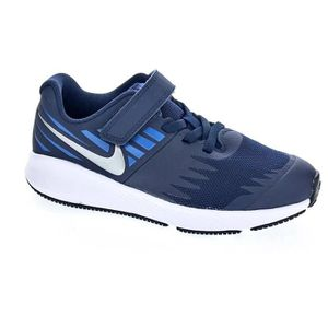 DERBY Baskets - Nike Downshifter 8  Garçon  Bleu