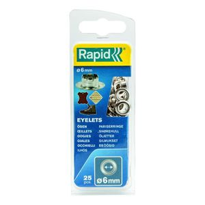 RIVET RAPID 25 oeillets 6mm