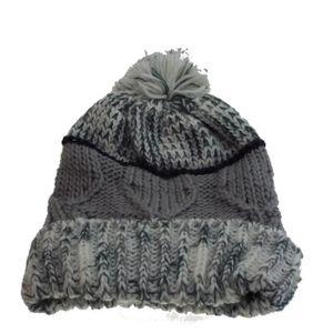 BONNET - CAGOULE 1 bonnet bicolore - homme - adolescent - Taille un