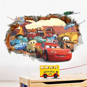 Stickers muraux cars achat vente stickers muraux cars - Chambre cars pas cher ...