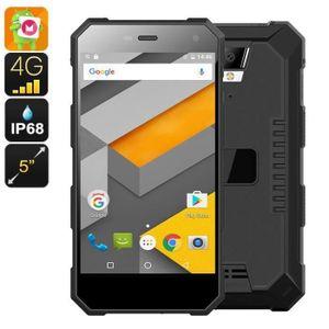 SMARTPHONE Smartphone 5 Pouces Étanche Incassable 4G Android
