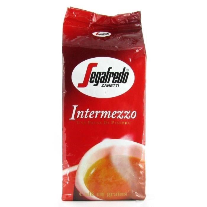 Café en Grains Segafredo Intermezzo - 6 Kg
