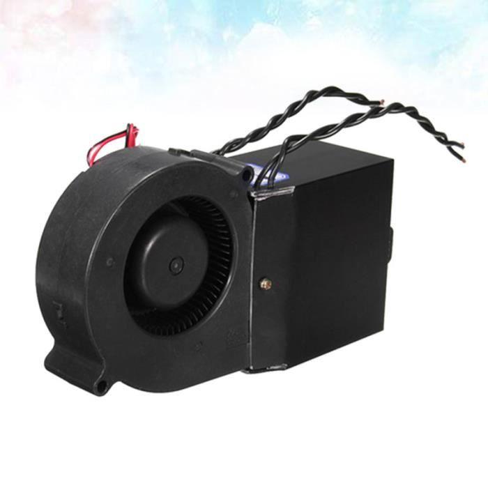 Double PTC 12V 150W / 300W Chauffage de VOOture Réglable chauffage d'appoint pour vehicule confort conducteur passager