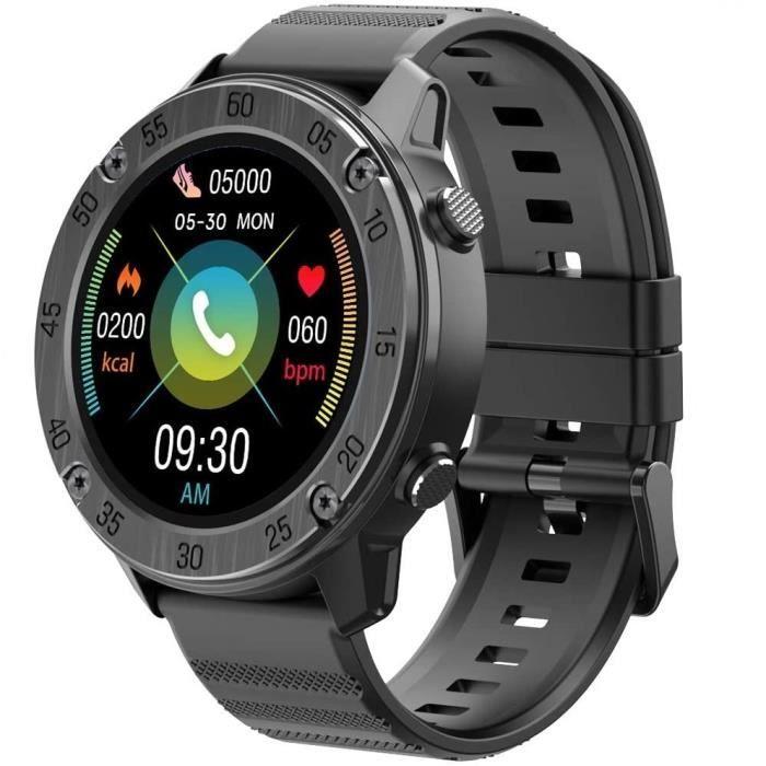Blackview Montre Connectée Homme Femmes Intelligente Sport Etanche IP68 Smartwatch Fréquence Cardiaque pour iOS Android Téléphone
