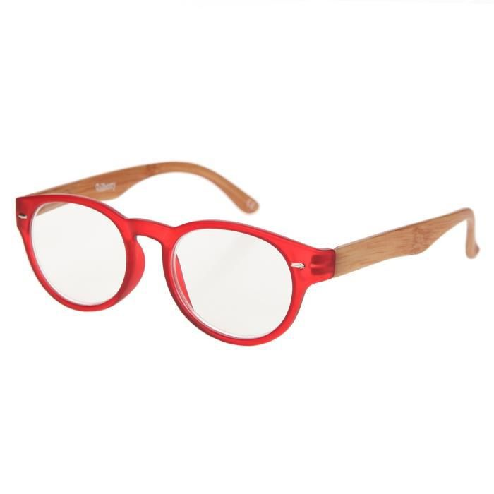 BILBERRY OPTICS - Lunettes de lecture loupes mixtes - Dioptrie +1,50