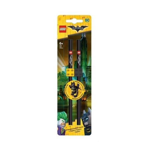 Lego Batman Movie - Crayons à embout fantaisie