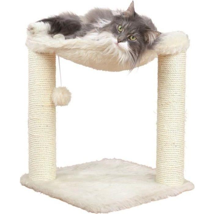 TRIXIE Arbre à chat Baza 50cm - Crème
