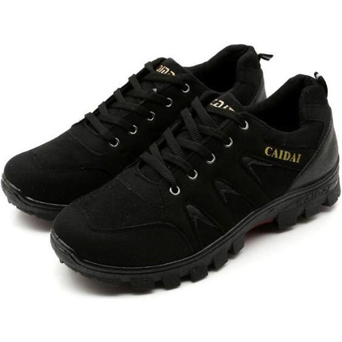 Chaussures de Randonnée Homme Boots Marche Etanche