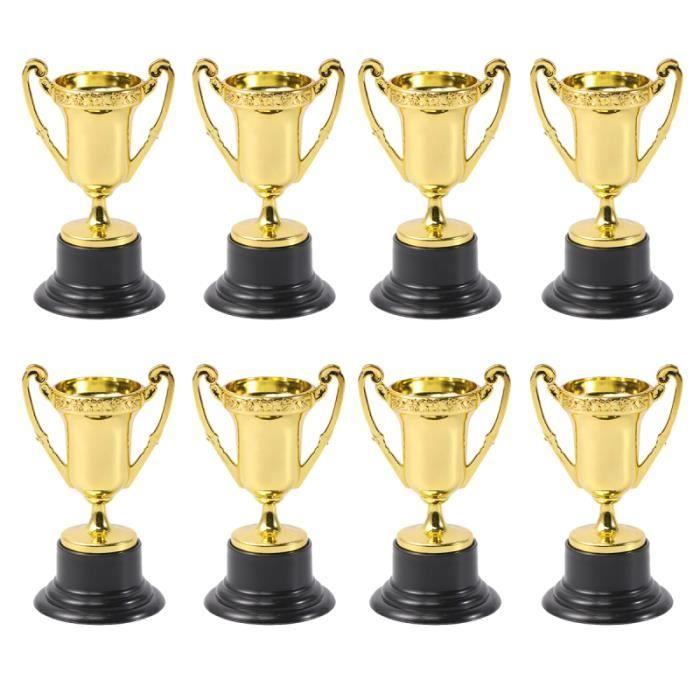 25 pièces Mini trophée Durable Premium en plastique coffre-fort gagnant ENSEMBLE DE VETEMENTS DE FOOTBALL - TENUE DE FOOTBALL