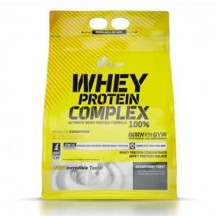 WHEY PROTEIN COMPLEX 100% 2.2 kg Olimp Nutrition (Cookie and Cream - 2.2kg)