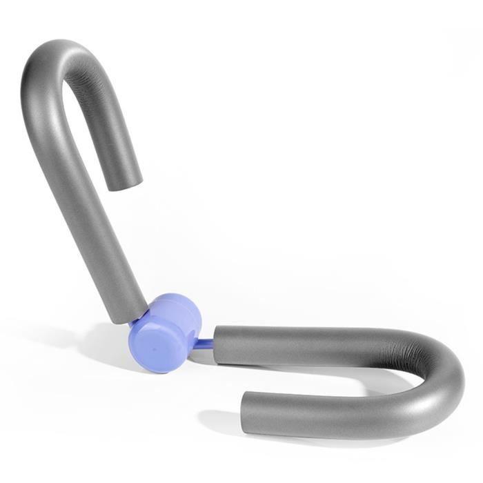 SURENHAP Elastique musculation leg trainer - appareil cuisses adducteurs pectoraux gris