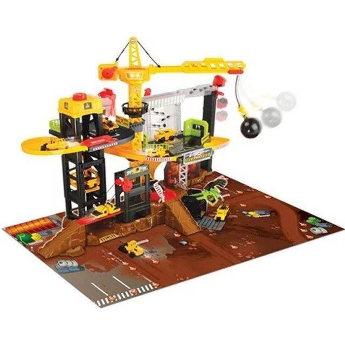 MON CHANTIER DE CONSTRUCTION