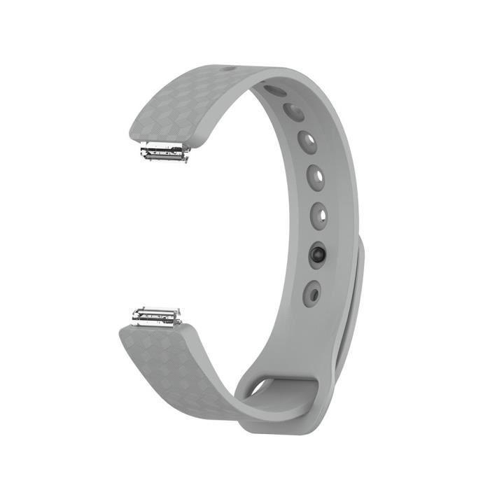 BRACELET MONTRE CONNEC. pour Fitbit Inspire - HR Inspire Bracelet en silic