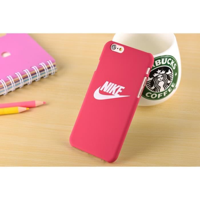 coque iphone 7 dur rose