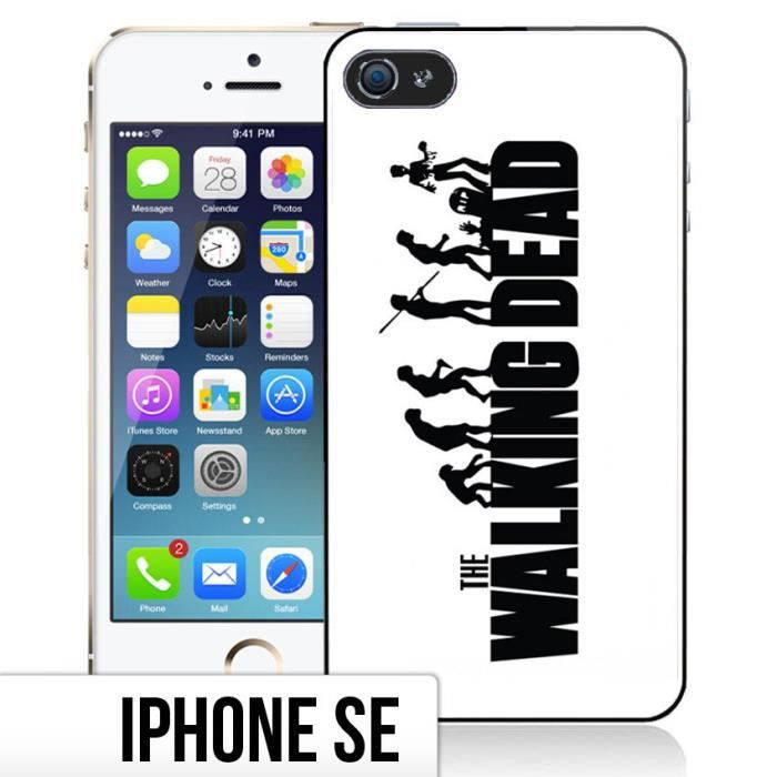 coque iphone xr the walking dead