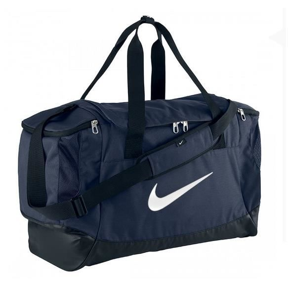 pin nike club duffle bag 2011 embroidered on pinterest. Black Bedroom Furniture Sets. Home Design Ideas