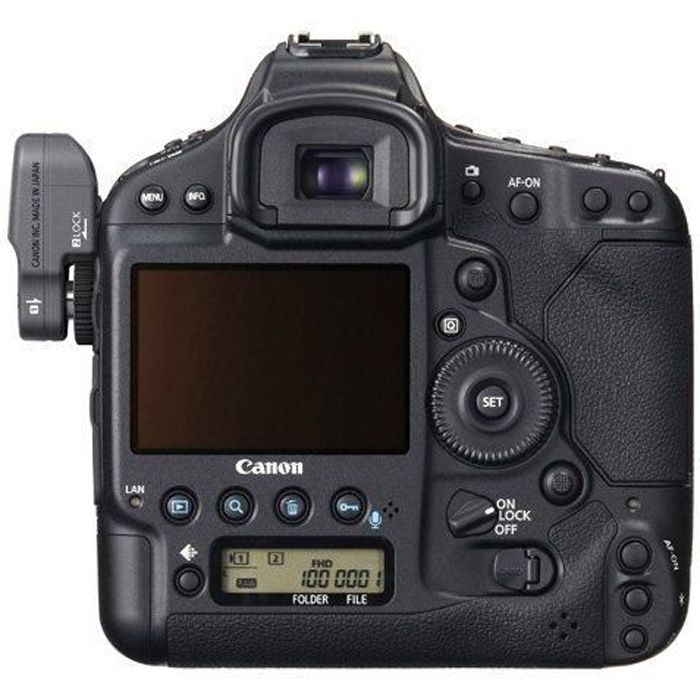 canon eos 1dx nu achat vente appareil photo r flex. Black Bedroom Furniture Sets. Home Design Ideas