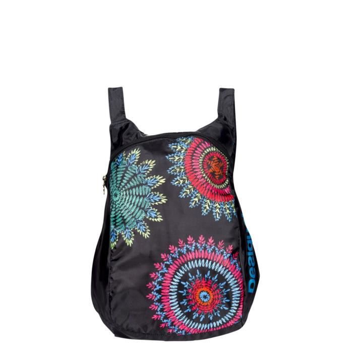 sac desigual backpack denim achat vente sac dos sac desigual backpack denim cdiscount. Black Bedroom Furniture Sets. Home Design Ideas