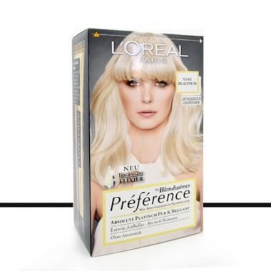coloration loreal coloration prfrence les blondissimes - Coloration Preference