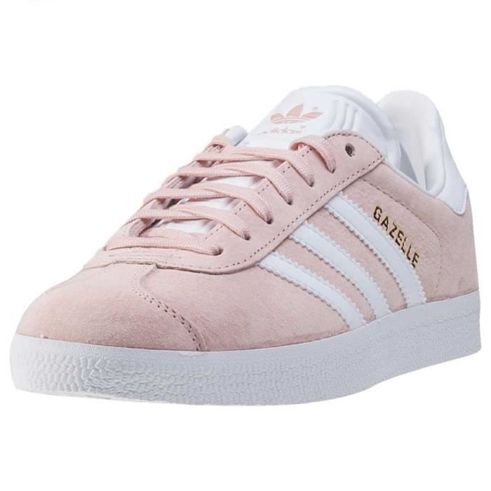adidas Gazelle Femmes Baskets Blush Pink - 9 UK