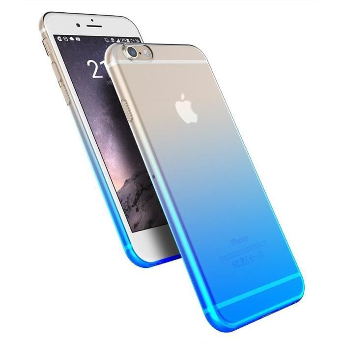 coque silicone couleur iphone 6