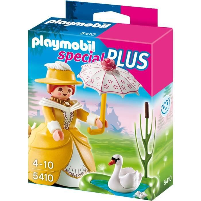 playmobil 5410 dame de compagnie achat vente univers miniature cdiscount. Black Bedroom Furniture Sets. Home Design Ideas