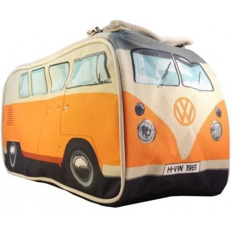 volkswagen trousse de toilette combi vw coule orange achat vente trousse de toilette. Black Bedroom Furniture Sets. Home Design Ideas