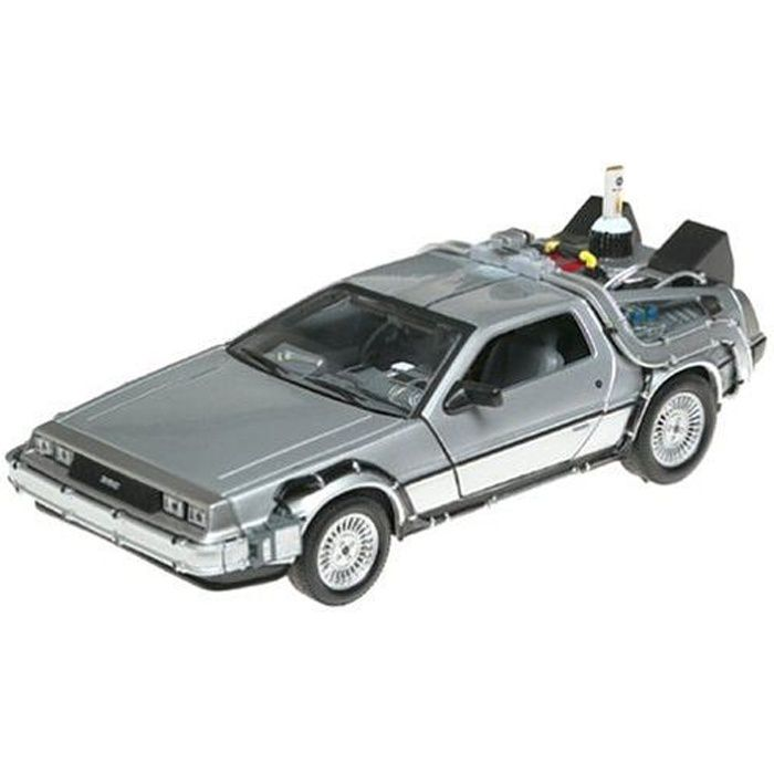 retour vers le futur ii delorean lk coupe 1981 achat vente voiture construire cdiscount. Black Bedroom Furniture Sets. Home Design Ideas