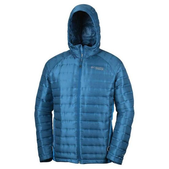 Vêtements homme Doudounes Columbia Titan Ridge Down Hooded