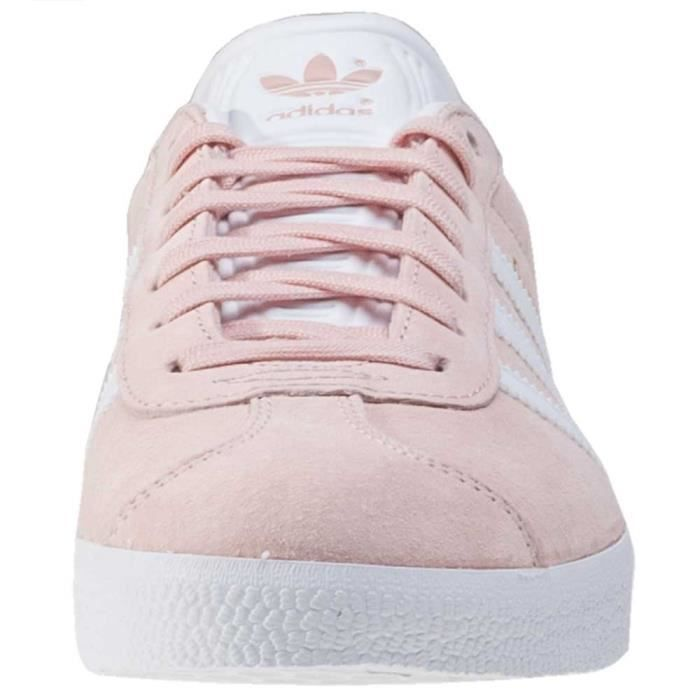 UK Blush Baskets Gazelle 9 Pink adidas Femmes dqPwxqY