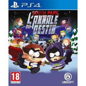 JEU PS4 South Park : L'annale du Destin Jeu PS4