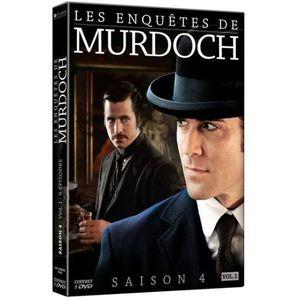 DVD FILM DVD Coffret les enquêtes de Murdoch, saison 4, ...