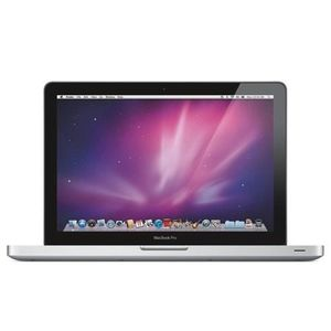 "Vente PC Portable Apple MacBook Pro Core i7-2675QM Quad-Core 2.2GHz 4Go 500Go DVD et PlusMinus; RW Radeon HD 6750M 15.4 ""Notebook OSX avec Cam (fin pas cher"