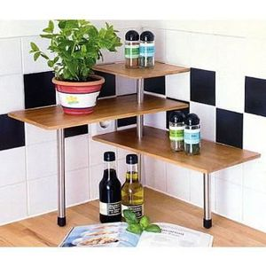 petite etagere de cuisine achat vente petite etagere. Black Bedroom Furniture Sets. Home Design Ideas