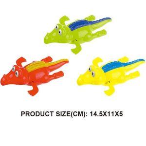 MagiDeal Wind Up Jouets de bain Flottant Wind-Up Colckwork jouets aquatiques