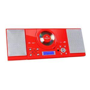 CHAINE HI-FI auna MC-120 Chaîne Hifi Stéréo Lecteur CD CD-R CD-