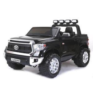 VOITURE ELECTRIQUE ENFANT Toyota Tundra XXL Noir, Voiture électrique pour en