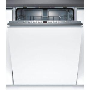 LAVE-VAISSELLE BOSCH SMV46AX01E Lave vaisselle encastrable - 12 c