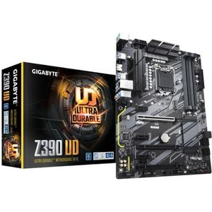 CARTE MÈRE Carte mere Gigabyte Z390 UD, Intel Z390 - Sockel 1