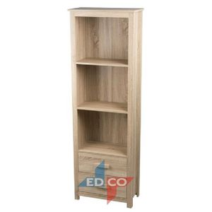 bibliotheque 60 cm achat vente bibliotheque 60 cm pas. Black Bedroom Furniture Sets. Home Design Ideas