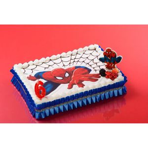deco anniversaire spiderman achat vente pas cher. Black Bedroom Furniture Sets. Home Design Ideas