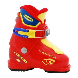 CHAUSSURES DE SKI Chaussure de ski Junior Head Carve X1 X2 X3 rouge/