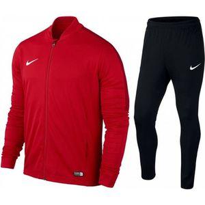 LEGGING Jogging Nike Swoosh Homme Rouge et Noir