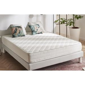 MATELAS Matelas ERGO 160x200 cm Blue Latex® HQ Mousse haut