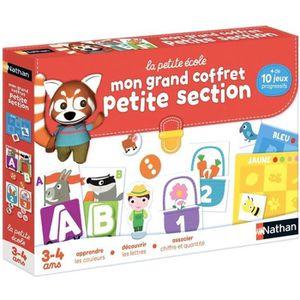 JEU D'APPRENTISSAGE NATHAN La Petite Ecole - Mon Grand Coffret Petite