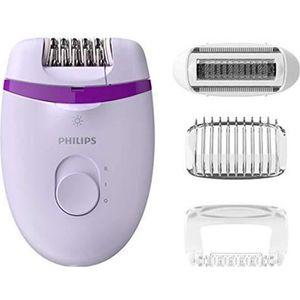 ÉPILATEUR ÉLECTRIQUE Philips BRE275-00, Epilateur Satinelle Essential,