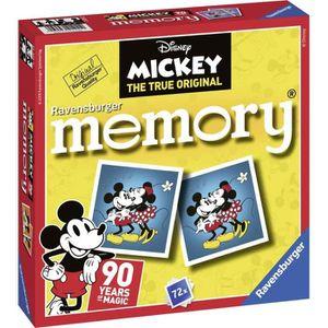 MÉMORY MICKEY Grand Memory 90ème anniversaire - Disney