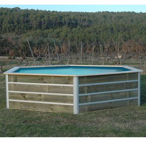 Piscine waterclip achat vente piscine waterclip pas for Prix piscine 9x4
