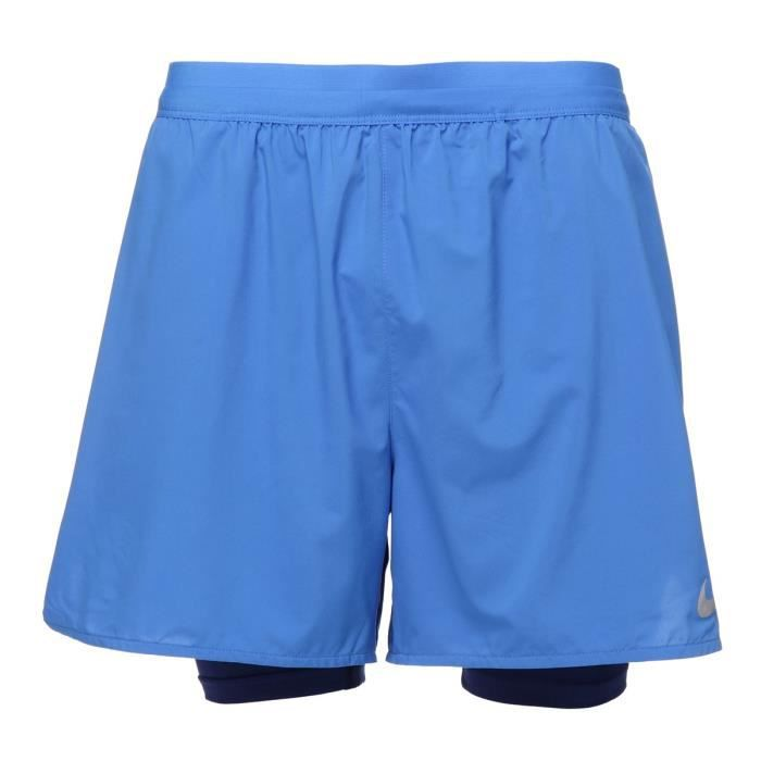 authentic quality authentic quality retail prices NIKE Short de running Distance 2in1 - 5