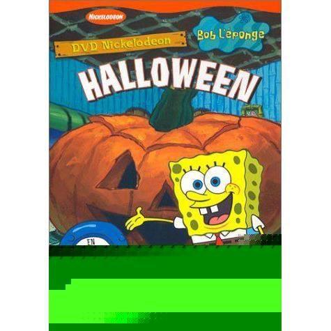 DVD Bob l'eponge : halloween